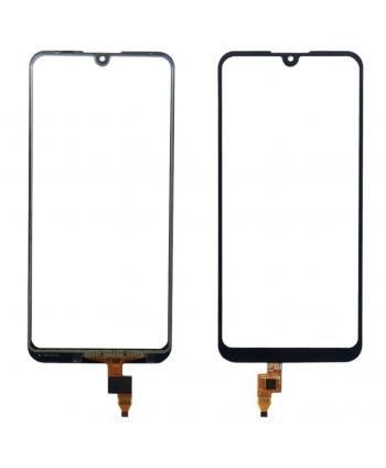 PANTALLA COMPLETA LCD + TACTIL + MARCO ALCATEL IDOL 3 4.7 4,7 OT6039 NEGRO NEGRA