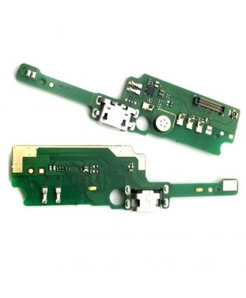 PLACA CARGA XIAOMI REDMI NOTE 4X NARROW ESTRECHO CONECTOR USB ANTENA MICROFONO