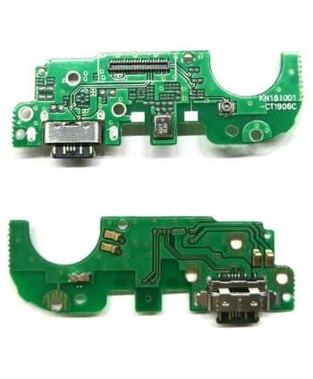 PLACA CARGA HUAWEI P8 LITE 2017 CONECTOR MICRO USB MICROFONO BOARD PUERTO