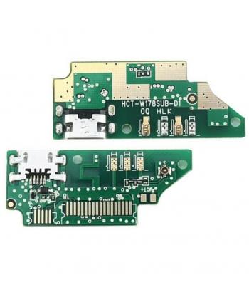 Pantalla Iphone 5S Completa + Boton Home Sensor y Altavoz blanca