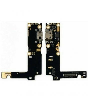 Tapa de la batería para Huawei P20 lite / Nova 3E Negra