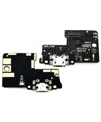 CONECTOR DE CARGA MICRO USB PARA MOTOROLA MOTO G5 PLUS PUERTO CARGA XTX1681 XT16