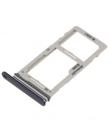 Tapas laterales usb sim sd Sony Xperia Z1 L39H C6903 BLANCA BLANCO PLATA TAPA