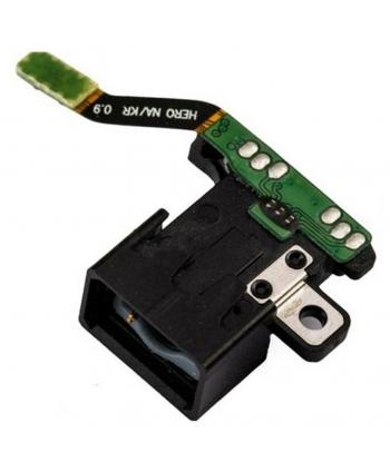 Tapa tarjeta micro sd para Sony Xperia Z2 L50W D6503 Negra cubierta lateral