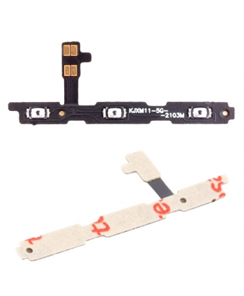 Flex de encendido para iPhone 8 Plus con metal