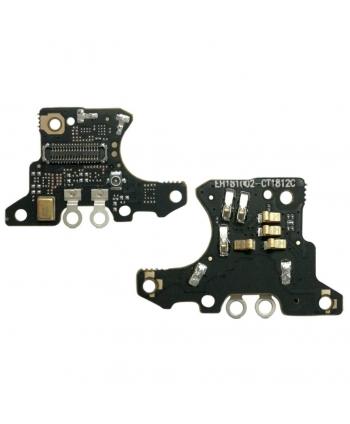 Tapa tarjeta micro sd para Sony Xperia Z2 L50W D6503 Blanca cubierta lateral