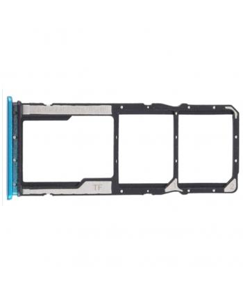 Tapa de bateria para Xiaomi Mi 10 Lite azul